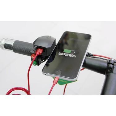 USB порт зарядное устройство FARAD для электровелосипеда 36-100В