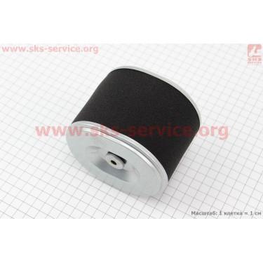Фильтр воздушный - элемент (бумажный 95х115х90мм) 173F/177F/182F/188F/190F [Китай]