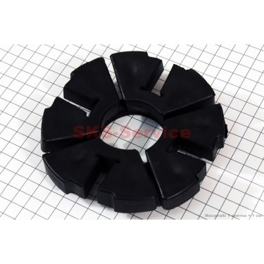 Демпферная резинка заднего колеса (к-кт 4шт) [Китай]