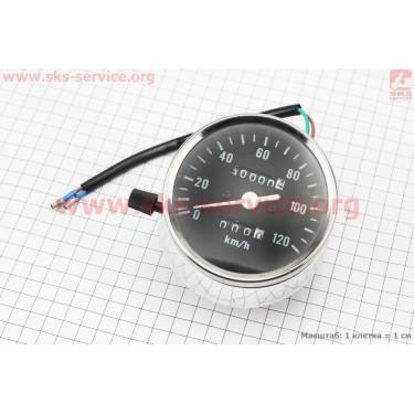 Спидометр 120 км/ч на Alpha (Альфа, Alfa, Lux)