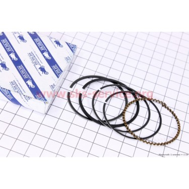 Кольца поршневые 70сс 47мм STD [EVO]