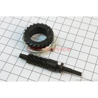 Шестерня привода спидометра (комплект-2шт) [Китай]