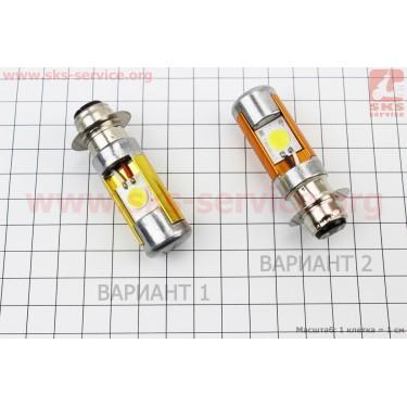 Лампа фары диодная P15D-25-1 - LED-2 [Китай]