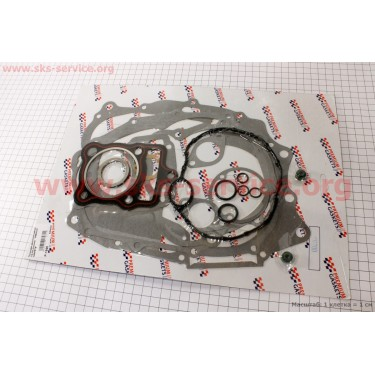 Прокладки двигателя к-кт 200сс-63,5mm [premium gaskets]