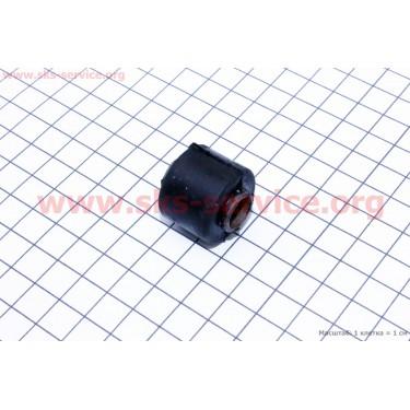 Сайлентблок амортизатора с втулкой (11x25x25) МТ