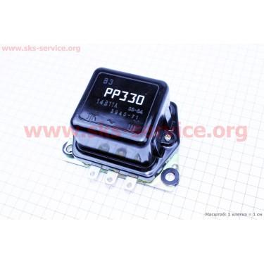 Реле регулятор напряжения РР-330 12V