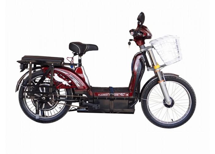 Электровелосипед грузовой Volta Атлан