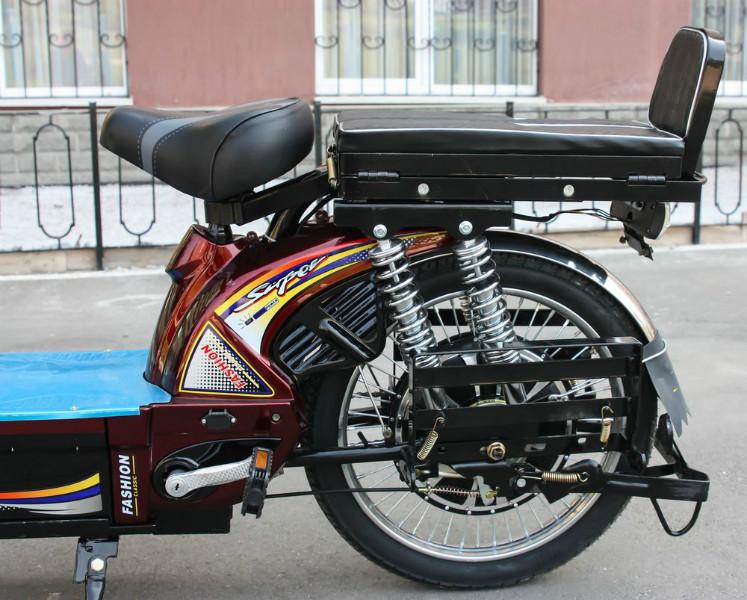 Электровелосипед грузовой Volta Атлант M