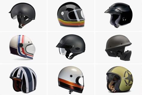 Шлем для мотоциклов