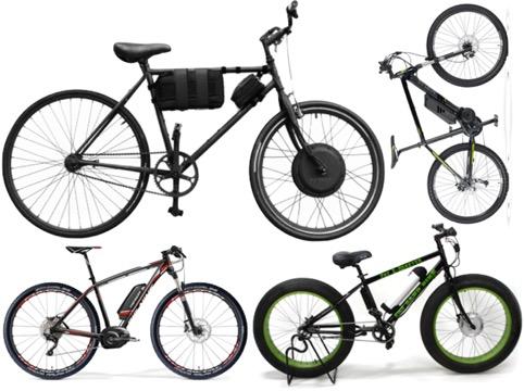 Электровелосипеды типы